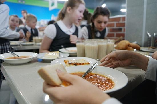 При подготовке законопроекта о питании школьников ко второму чтению все предложения президента были учтены
