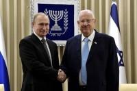Президент Израиля отметил роль России в борьбе с антисемитизмом