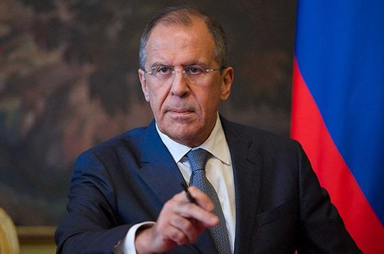 Подконтрольная террористам территория продолжает сокращаться, заявил Лавров