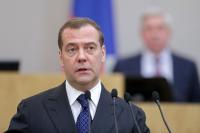 Медведев: «Единой России» нужны новые идеи, с которыми она пойдёт к избирателю