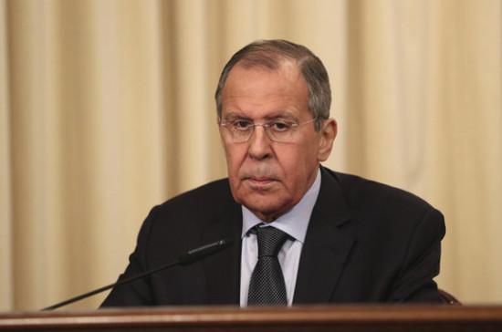 Лавров считает преждевременным комментировать ближневосточную «сделку века»
