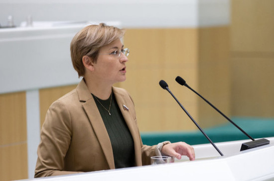 Бокова прокомментировала своё назначение на должность замглавы Минкомсвязи