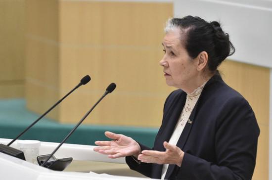 Хованская: законопроект об общероссийской реновации готов к первому чтению