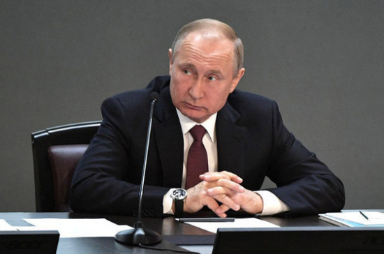 Путин 30 января проведёт заседание Совета по развитию местного самоуправления
