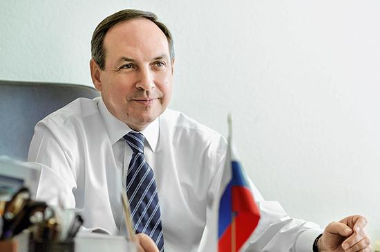 Никонов рассказал о деятельности рабочей группы по поправкам в Конституцию