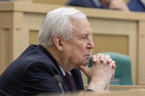 Рыжков предложил зафиксировать национальную идею в Конституции