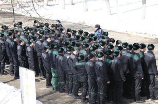 Россия переместилась со второго на 20-е место в мире по доле заключённых