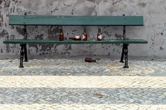 Штрафы за пьянство в неположенных местах могут вырасти