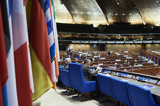 Декларацию РФ о недопустимости пересмотра истории подписали 76 депутатов ПАСЕ