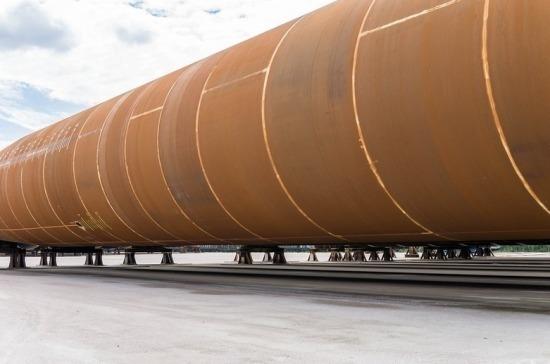 Эксперт прокомментировал заявление США о поддержке транзита российского газа через Украину