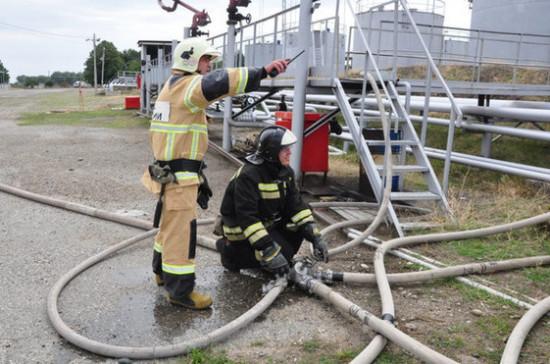В новом КоАП предусмотрели приостановку работы объектов за нарушение пожарной безопасности