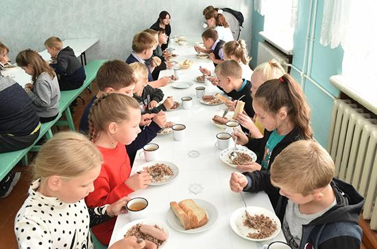 Яровая прокомментировала президентские инициативы по горячему питанию школьников