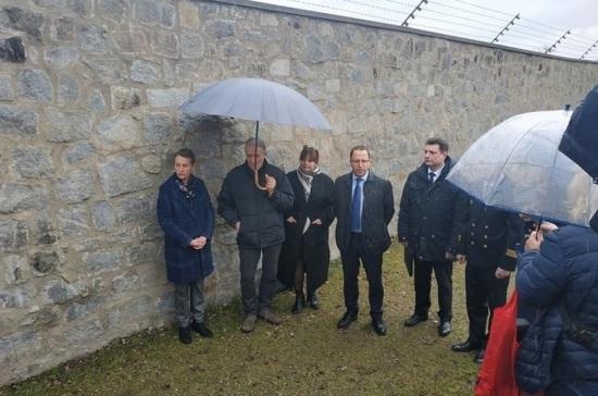В Австрии отметили 75-летие восстания в концлагере Маутхаузен