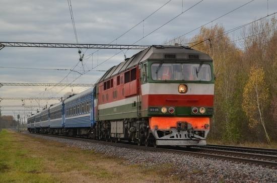 Россия приостановила железнодорожное сообщение с КНДР