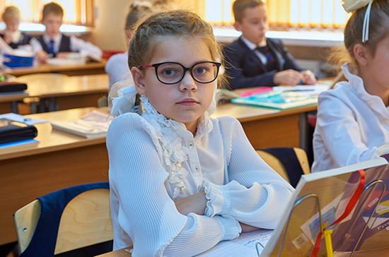 Роспотребнадзор начал профилактику коронавируса в школах