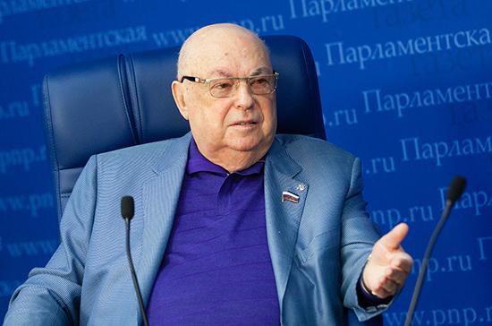 Ресин предложил форсировать принятие законопроекта об общероссийской реновации