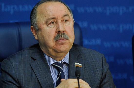 Газзаев возглавил Комитет Госдумы по делам национальностей