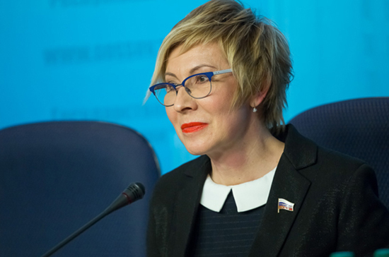 Павлова уточнила информацию о подготовке федерального закона «о тишине»