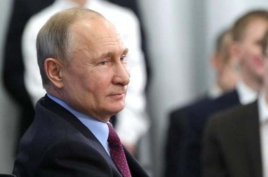 Путин поддержал предложение развивать внеклассные кружки и секции