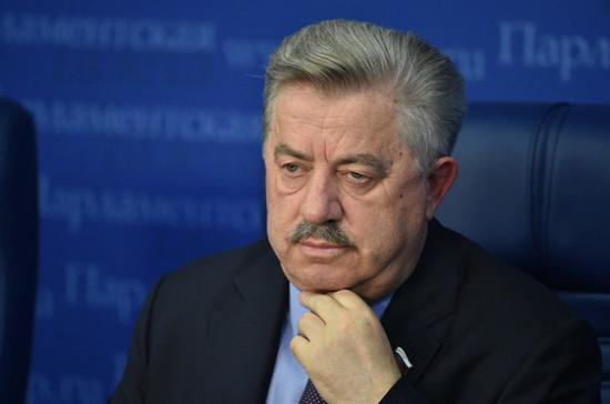 Водолацкий объяснил слова главы МИД Польши о победе в споре с Россией