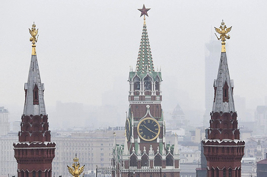 В Кремле проходит церемония вручения верительных грамот