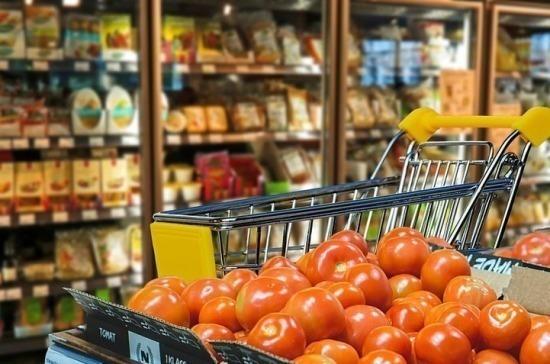 Минсельхоз не рассматривает введение ограничений на поставки продовольствия из Китая