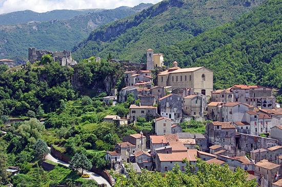 Землетрясение в Италии продлилось два месяца