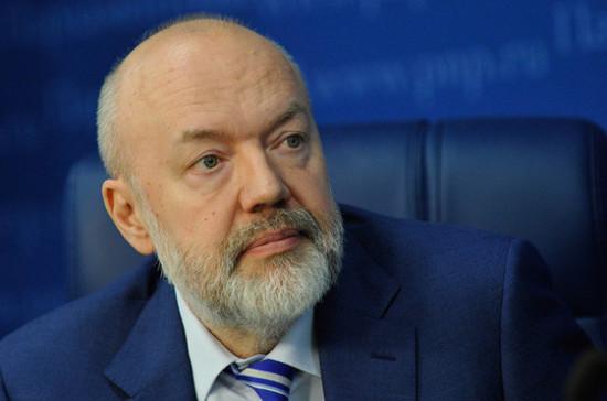 Крашенинников: поступила 21 поправка в Конституцию по поводу функционирования судебной системы