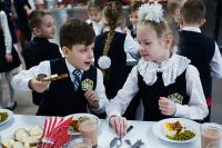 Голикова рассказала о готовности регионов ввести бесплатное горячее питание для младшей школы с сентября