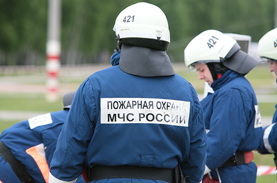 МЧС утвердило жетон для спасателей