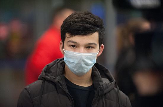 В Роспотребнадзоре рассказали, как правильно носить медицинскую маску