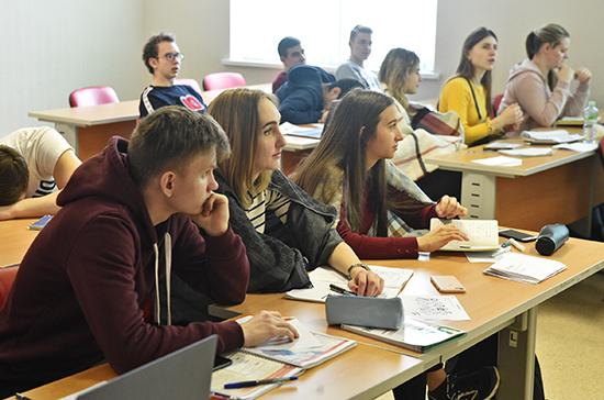 Голикова анонсировала рост числа бюджетных мест в российских вузах к 2024 году