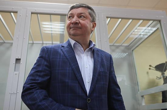 Защита генерала Арсланова намерена обжаловать его арест