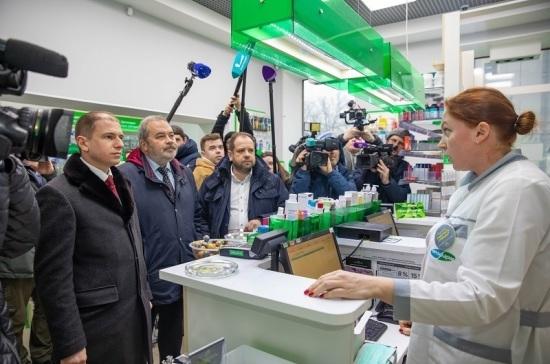 Романов выявил факты завышения цен на медицинские маски в петербургских аптеках