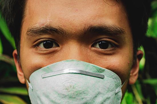 Россия поможет Китаю медицинскими масками