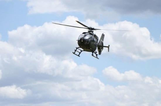 Комиссия МАК начала расследование крушения вертолёта, где погиб Хайруллин