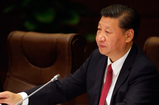 Си Цзиньпин назвал тяжёлой ситуацию с распространением коронавируса