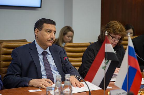 В Ираке заявили о заинтересованности в открытии наземного маршрута для поставок товаров из России