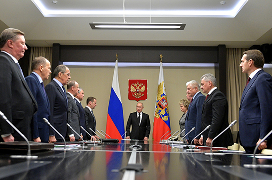 В Совбезе РФ рассказали, когда будет готов проект новой Стратегии национальной безопасности