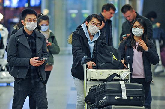 Роспотребнадзор обязал регионы наблюдать за гражданами КНР в течение двух недель