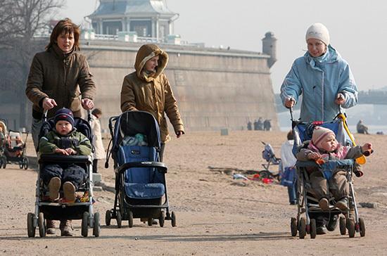 Депутат от ЛДПР предложил предоставлять маткапитал на четвёртого ребёнка