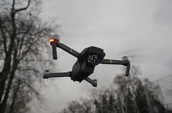 ФСО подготовила проект по защите охраняемых объектов от беспилотников