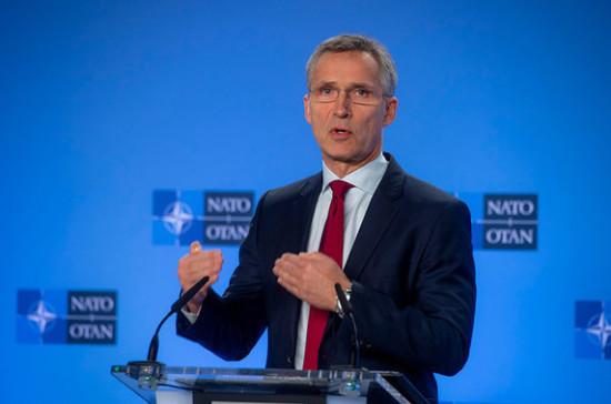 Столтенберг: распад ДРСМД продемонстрировал силу альянса