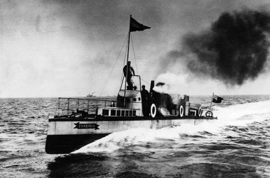 Как появился первый пароход