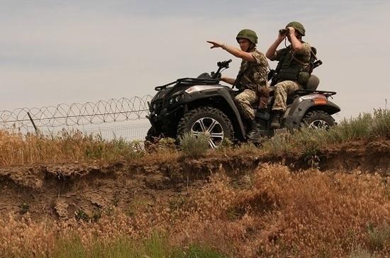 Госдума смягчила наказание за нарушение правил несения пограничной службы