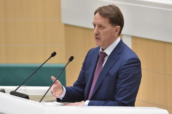 ЦИК передал думский мандат «Единой России» бывшему вице-премьеру Гордееву