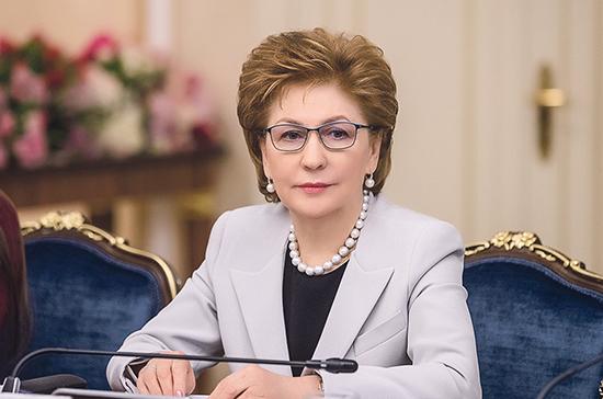Карелова войдёт в состав Комитета Совета Федерации по социальной политике