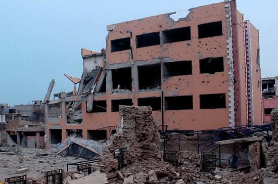 Минобороны опровергло сообщения о нападениях российских военных на мирных жителей в Идлибе