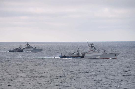 СМИ: Пентагон раскрыл данные об усилении активности военно-морского флота России