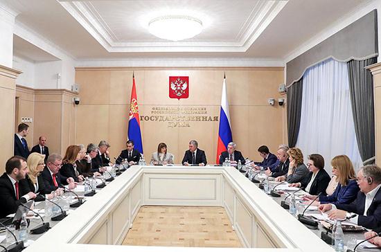 Володин предложил создать институт защиты исторической памяти